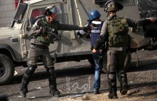 هيئة الأسرى: 18 صحفيًا في سجون الاحتلال الإسرائيلي