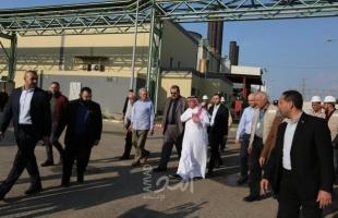 العمادي يصل غزة نهاية الأسبوع للإعلان عن موعد صرف المنحة القطرية