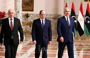 ترحيب عربي ودولى واسع بمبادرة وقف اطلاق النار فى ليبيا