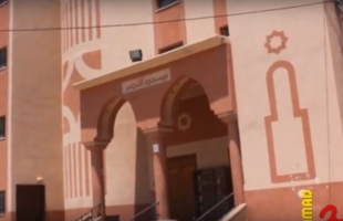 معلم تاريخي دمرته صواريخ الاحتلال وأعيد بناءه بأيادٍ فلسطينية