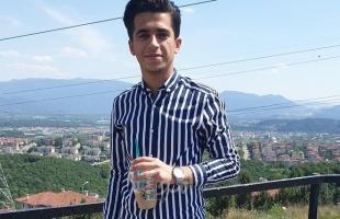 """وفاة الطالب الفلسطيني """"حمزة الأشقر"""" غرقاً في بحر """"كاراسو"""" التركي"""