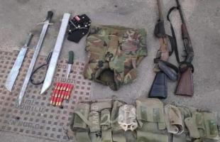 جيش الاحتلال يكشف عن اعتقال فلسطيني من رام الله ضبط بحوزته أسلحة وذخيرة