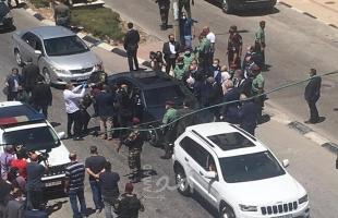 عباس يتفقد أوضاع المواطنين في رام الله ويحثهم على الالتزام بشروط السلامة العامة- صور