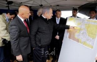 """صحيفة عبرية تكشف مراحل ضم الأراضي التي خططها """"نتنياهو"""" ونقطة البداية"""