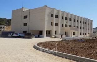 """""""التربية"""" تتسلم مشروع بناء مدرسة مهنية في بلدة صوريف قضاء نابلس"""