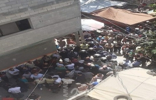 شرطة حماس توضح ما حدث ضد عائلة المناضل جبر وشاح