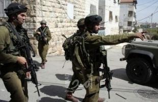 نابلس: قوات الاحتلال تقتحم الموقع الأثري في سبسطية