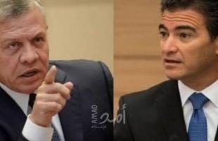 """إعلام عبري: رئيس """"الموساد"""" نقل رسالة من نتنياهو إلى ملك الأردن حول """"الضم"""""""
