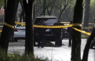 إصابة وزير أمن العاصمة المكسيكية جراء محاولة اغتيال