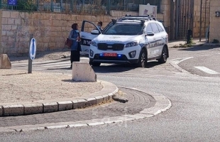 القدس: شرطة الاحتلال تعلن اعتقال شاب حاول تنفيذ عملية طعن