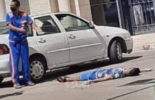 محافظ نابلس يصدر توضيحاً بخصوص فتى ملقى على الأرض في مخيم بلاطة: مصاب بكورونا- فيديو