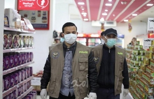 مباحث حماس تُغلق 41 منشأة تجارية غير ملتزمة بإجراءات الوقاية