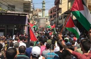 لبنان: إعلان الإضراب العام الثلاثاء في كل المخيمات رفضًا لممارسات سلطات الاحتلال