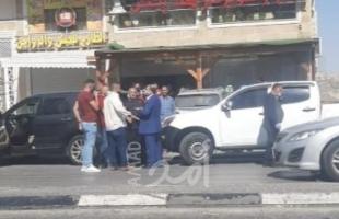 في خطوة استفزازية .. قوات الاحتلال تجبر محافظ نابلس  على قطع زيارته لحوارة - فيديو