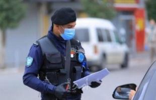 نابلس: الشرطة تضبط 3 حافلات معدة للقيام برحلات خارج المحافظة