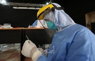 الطب الوقائي يحذر من انتشار الاصابات بكورونا في مخييم الجلزون بعد إجراء فحص لـ(700) مخالط
