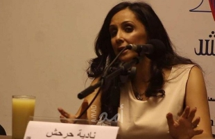 """الكاتبة نادية حرحش تروي لـ""""امد للإعلام"""" تفاصيل الإعتداء على منزلها في القدس"""