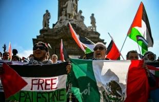 """(130) منظمة أهلية وحقوقية وناشطون يطالبون الحكومة المكسيكيّة بإدانة """"الضم"""""""