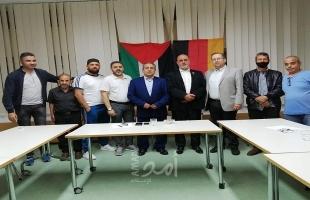 """إطلاق دعوة لتأسيس جمعية """"التضامن من أجل فلسطين"""" في برلين"""