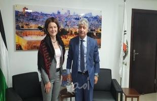 مجدلاني: إرادة شعبنا الفلسطيني ستنتصر على وباء جيش الاحتلال ووباء كورونا