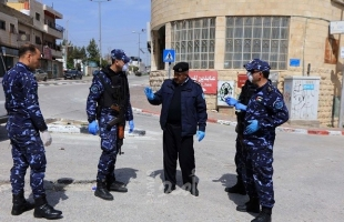 شرطة أريحا تغلق 16 محلا ومنشأة تجارية وتحرر 14 مخالفة