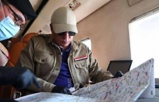 رئيس الوزراء العراقي الكاظمي يشرف ميدانياً على عملية عسكرية قرب الحدود الإيرانية