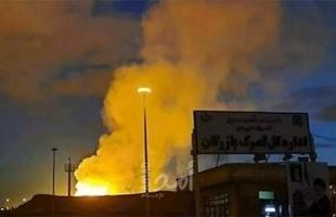 التلفزيون الإيراني: انفجار بمحطة غاز في طهران ووقوع إصابات - فيديو