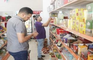 اقتصاد حماس ينظم 41 جولة ميدانية ويحرر 71 محضر إتلاف وضبط لمخالفين