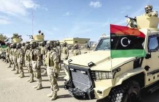 رئيس مشايخ وقبائل ليبيا يطلب من الجيش المصري التدخل العسكري لتحرير كامل الأراضي الليبية