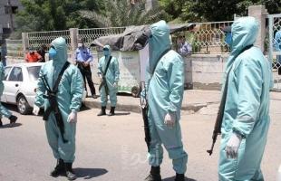 """غزة: لجنة طوارئ تعلن تسجيل (115) إصابة جديدة بفايروس """"كورونا"""""""