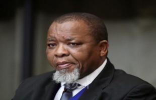 """بعد إصابته بـ""""كورونا"""".. دخول وزير الموارد المعدنية في جنوب أفريقيا المستشفى"""