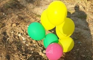 """رسالة إسرائيلية إلى حماس: وقف """"البالونات مقابل المال"""""""