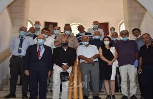 نمور يطالب بتوحيد الجهود وتشكيل لجنة وطنية مساندة لشبكة المستشفيات
