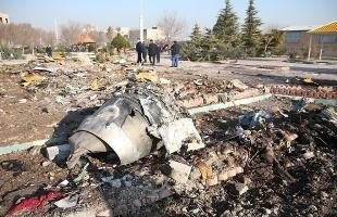 منظمة حقوقية: إيران أخفقت في إجراء تحقيق شفاف وموثوق بشأن تحطم الطائرة الأوكرانية
