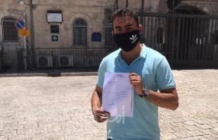 """سلطات الاحتلال تقرر إبعاد الحارس """"رجائي الترهي"""" عن المسجد الأقصى"""