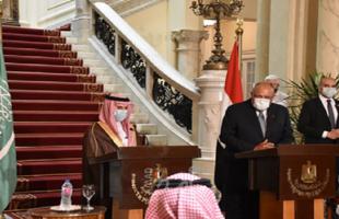 وزير الخارجية المصري: لن نقبل بأى تجاوز للخطوط الحمراء فى ليبيا