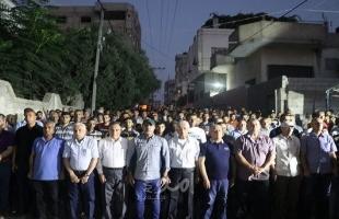 الشعبية تُؤبِّن عضو لجنتها المركزية وسام عبد الكريم - صور