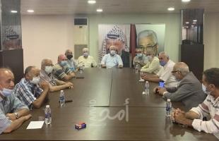 قيادة المنظمة في لبنان:الحل الامثل لإنهاء معاناة اللاجئين الفلسطينيين يتمثل بعودتهم إلى ديارهم