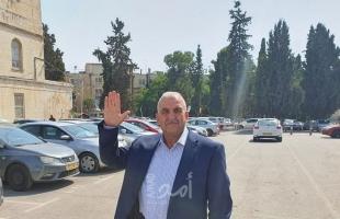 الإفراج عن نائب محافظ القدس عبد الله صيام