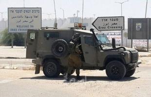 """بتهمة تهريب أموال.. جيش الاحتلال يعتقل مواطنة على حاجز """"بيت حانون"""""""