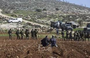 جيش الاحتلال يستولي على 147 دونما من أراضي بيت لحم