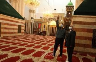 """الأوقاف: صلاة الجمعة في الخليل بـ""""المسجد الإبراهيمي"""" فقط"""