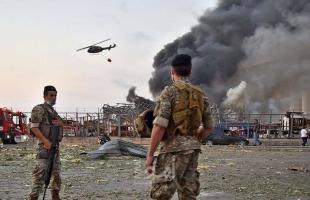 رويترز: التحقيقات الأولية تكشف أن حريقا في مستودع كان وراء انفجار مرفأ بيروت