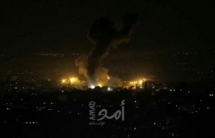 محدث (2): طائرات الاحتلال تقصف موقعًا غرب خانيونس جنوب قطاع غزة - فيديو