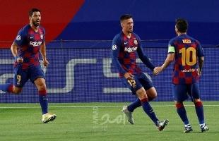 غضب في برشلونة قبل موقعة بايرن ميونخ بـ دوري أبطال أوروبا