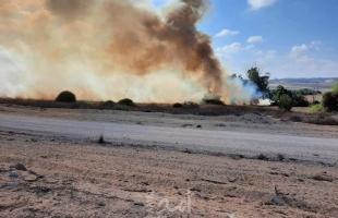 محدث.. إعلام عبري: اندلاع حرائق في بلدات إسرائيلية بفعل بالونات حارقة أطلقت من غزة