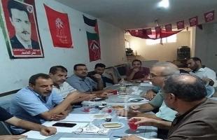 غزة: قوى وفعاليات وطنية ترفض تحويل متنزه مخيم الشاطئ لمشروع تجاري