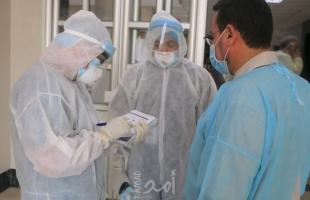 """اللجان الطبية تعلن تسجيل (199) إصابة جديدة بفايروس """"كورونا"""" في قطاع غزة"""