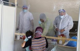 صحة حماس تعلن إجراء فحص (94) عينة مشتبهة بفايروس كورونا في غزة