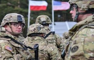 أمريكا تعزز وحدتها العسكرية في بولندا